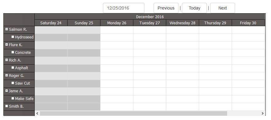 Scheduler navigation with JQuery Datepicker  (DayPilot Forums)